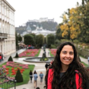 Anastacia Lange Cyber Security Student