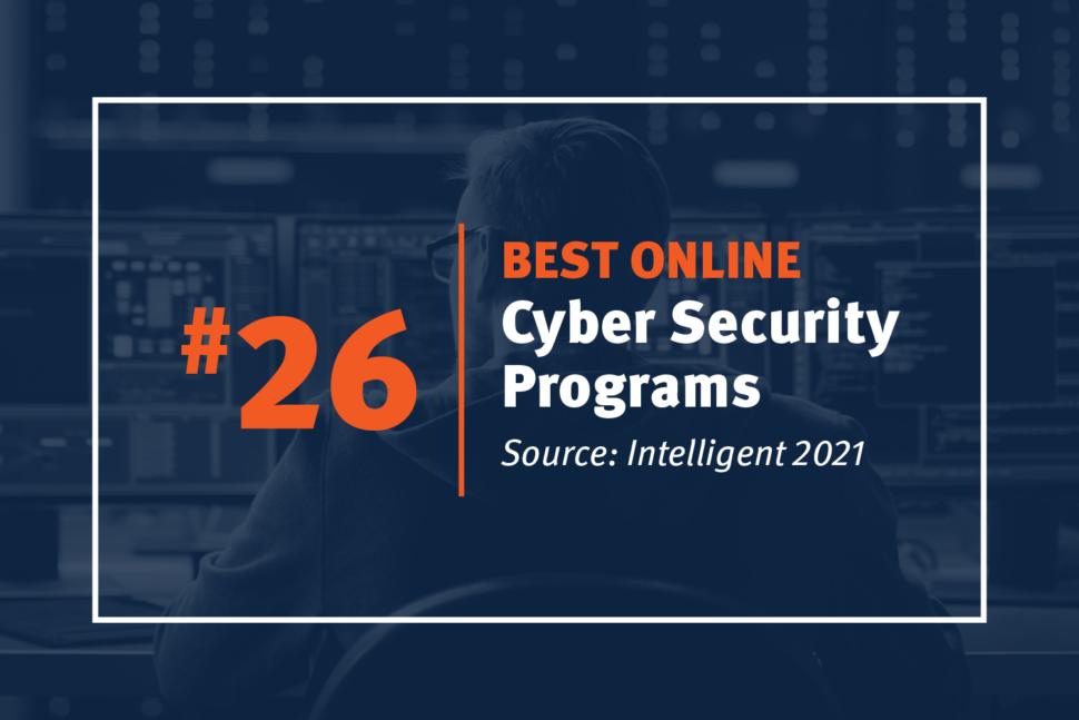 UTSA Online Cybersecurity Degree Program Ranks Among Nation's Best
